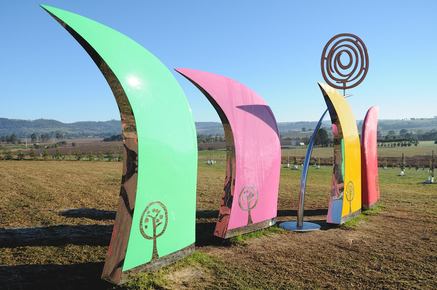 Discover the Yarra Valley Wine Tour (7YV1)