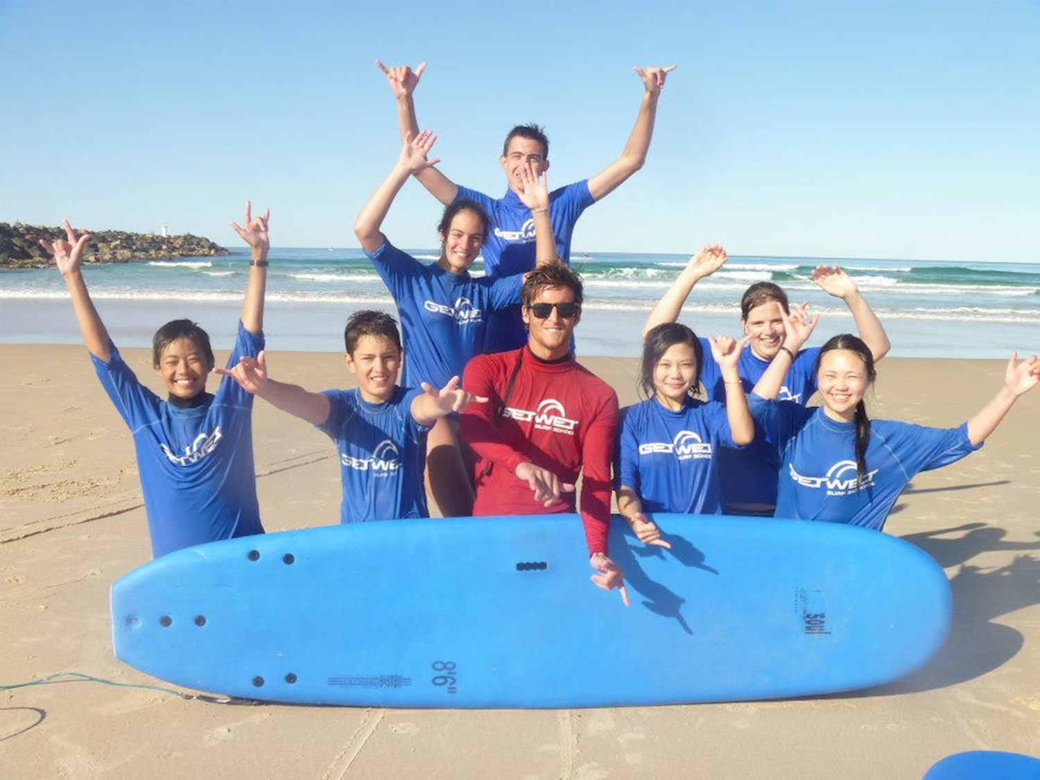 Beginner Group Surf Lesson